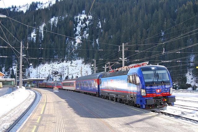 193 519 Langen am Arlberg 01.02.20