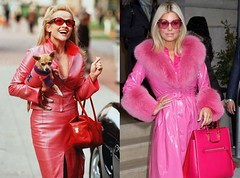Look at Jessica Simpson's Outfit Inspired By Elle Woods