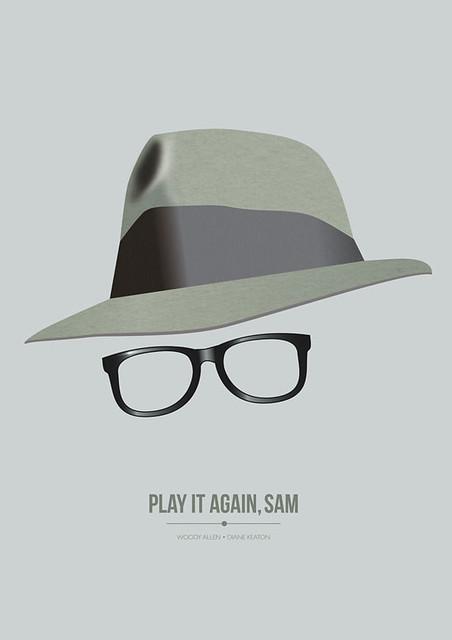 Play It Again, Sam - Alternative Movie Poster