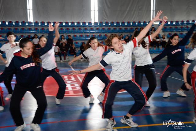 Semifinales de Baile Secundaria