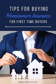 Tips for Buying Homeowners Insurance for First Time Buyers - Wellington FL