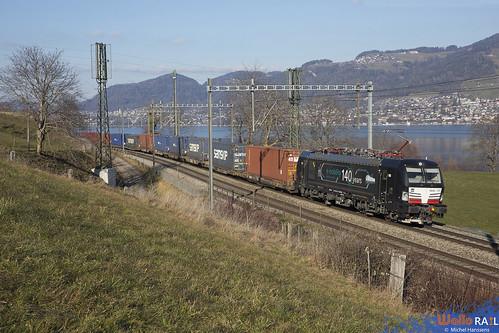 X4 E-711 . BLS Cargo . Kumm . 20.01.20.
