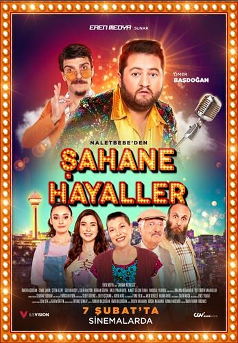 Şahane Hayaller (2020)
