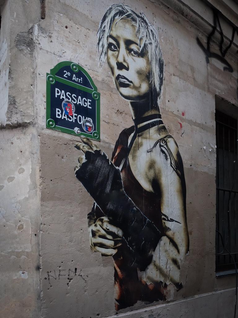 Baston rue Basfour... 49489406672_7c7df265d3_b