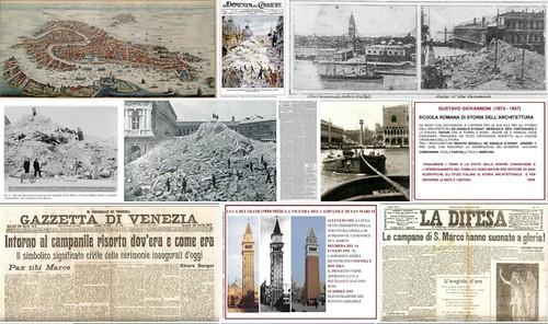 "VENEZIA ARCHEOLOGICA e RESTAURO ARCHITETTURA. ""Is Venice at war with itself?"" CNN / USA (4 Feb. 2020). S.v., Prof. Arch. Giacomo Boni e il restauro architettonico : Venezia - 'dov`era com`era' (1888-1912)."