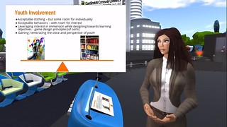OSCC19 - Video Screenshot - Design Challenges in Youth-Safe VR Environments