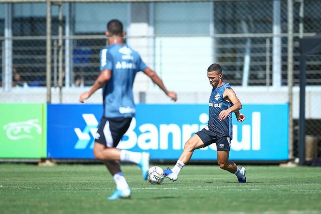 Treino Grêmio 04/02/2020