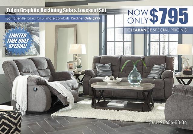 Tulen Graphite Reclining Sofa & Loveseat Special_98606-88-86-25-T568-PILLOW