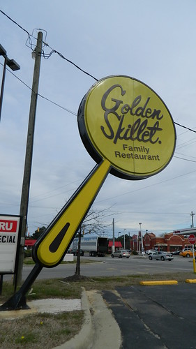 goldenskillet sign ahoskie nc northcarolina