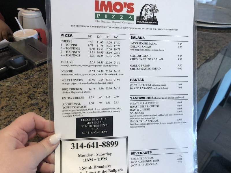 Imos Pizza