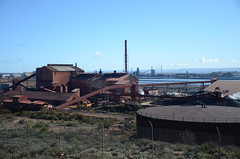 DSC_0841 Whyalla Steelworks, from Hummock Hill Lookout, Whyalla, South Australia