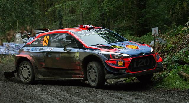 Hyundai i20 Coupe WRC - Mikkelson