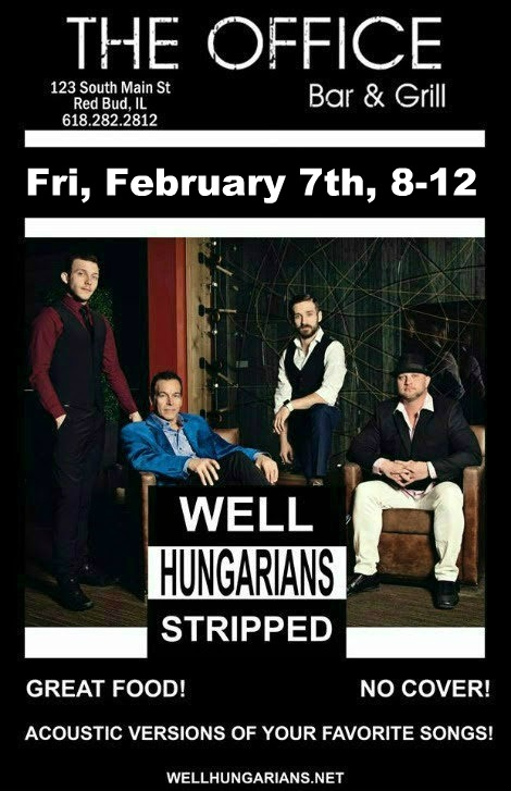Well Hungarians 2-7-20