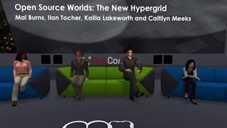 OSCC19 - Video Screenshot - Open Source Worlds - The New Hypergrid