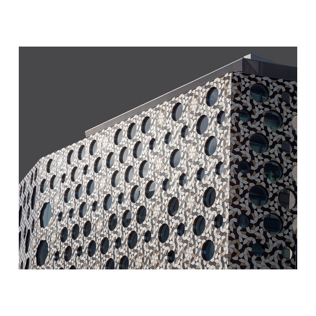 Ravensbourne College Building (brown)