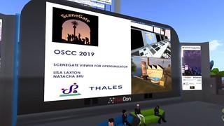 OSCC19 - Video Screenshot - SceneGate Viewer