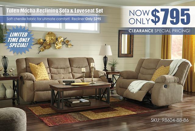 Tulen Mocha Reclining Sofa & Loveseat Special_98604-88-86-T552-PILLOW
