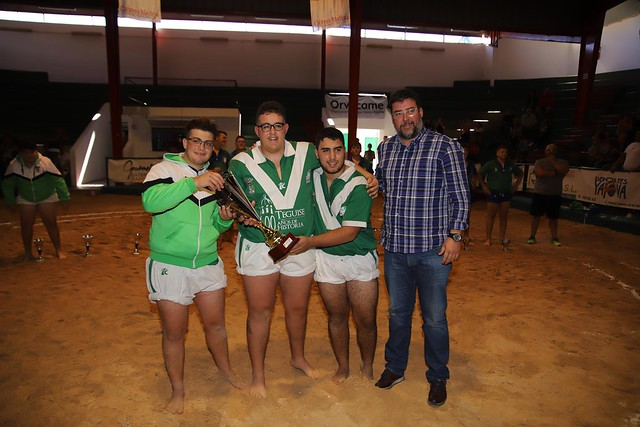 II Liga Cabildo de Lanzarote Cadetes - C.L. Union Sur Tias & C.L. Tao
