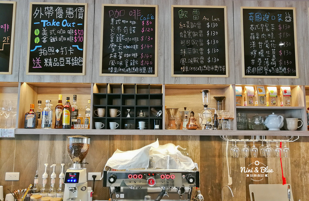 酒窖咖啡 台中不限時 逢甲01