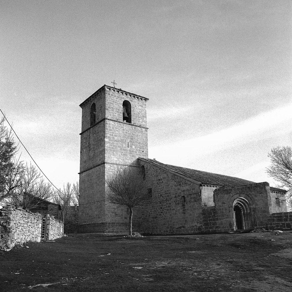 Villacadima, iglesia de San Pedro.