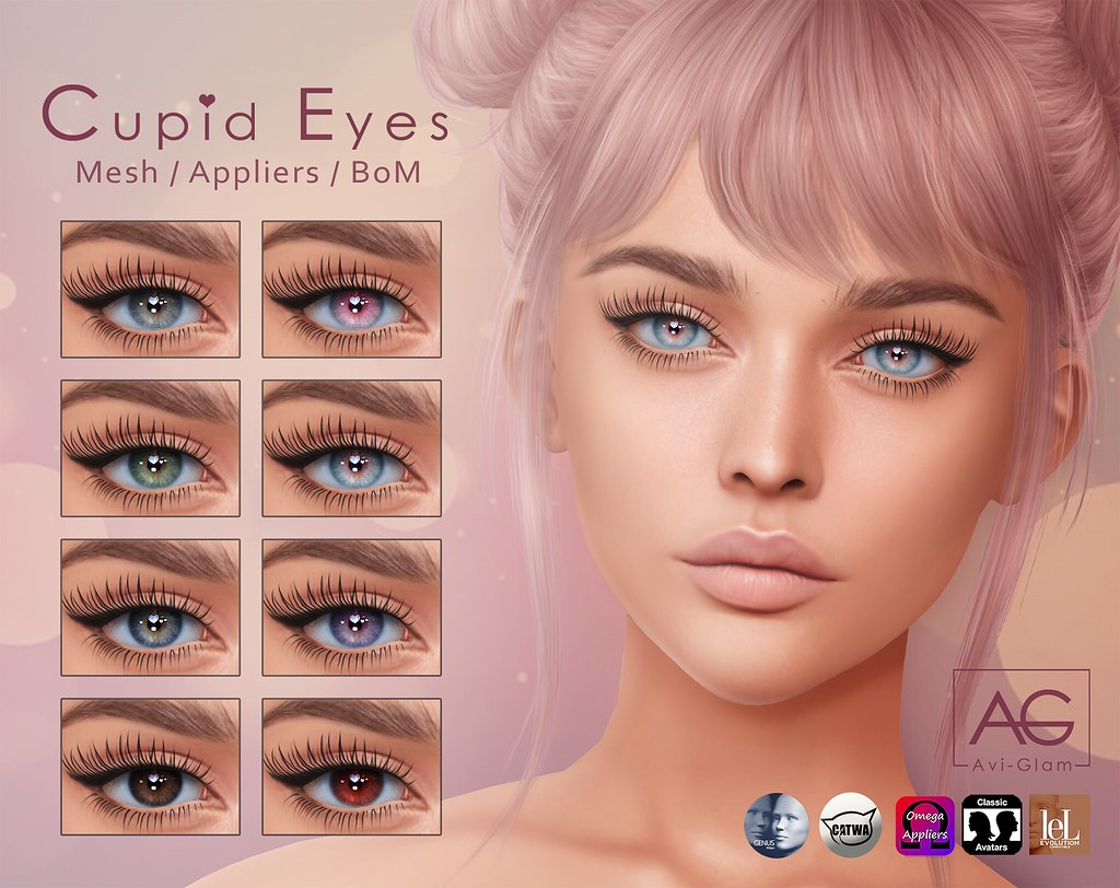 AG. Cupid Eyes