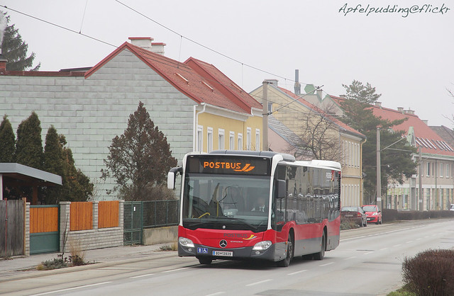 Bunte Buswelt - Baden (bei Wien)