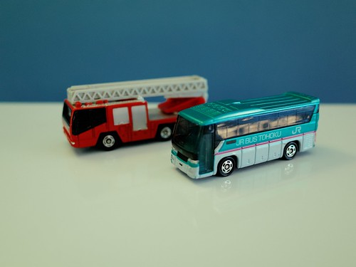 Toy Cars by Tomica