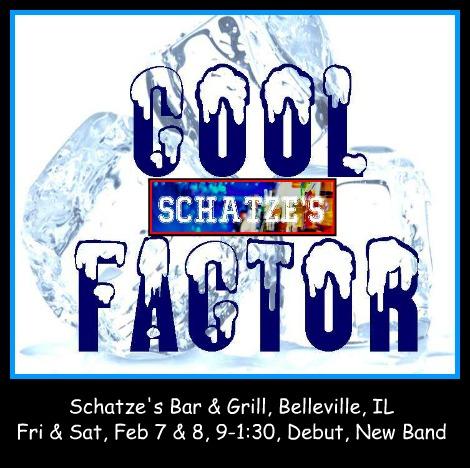 Cool Factor 2-7, 2-8-20
