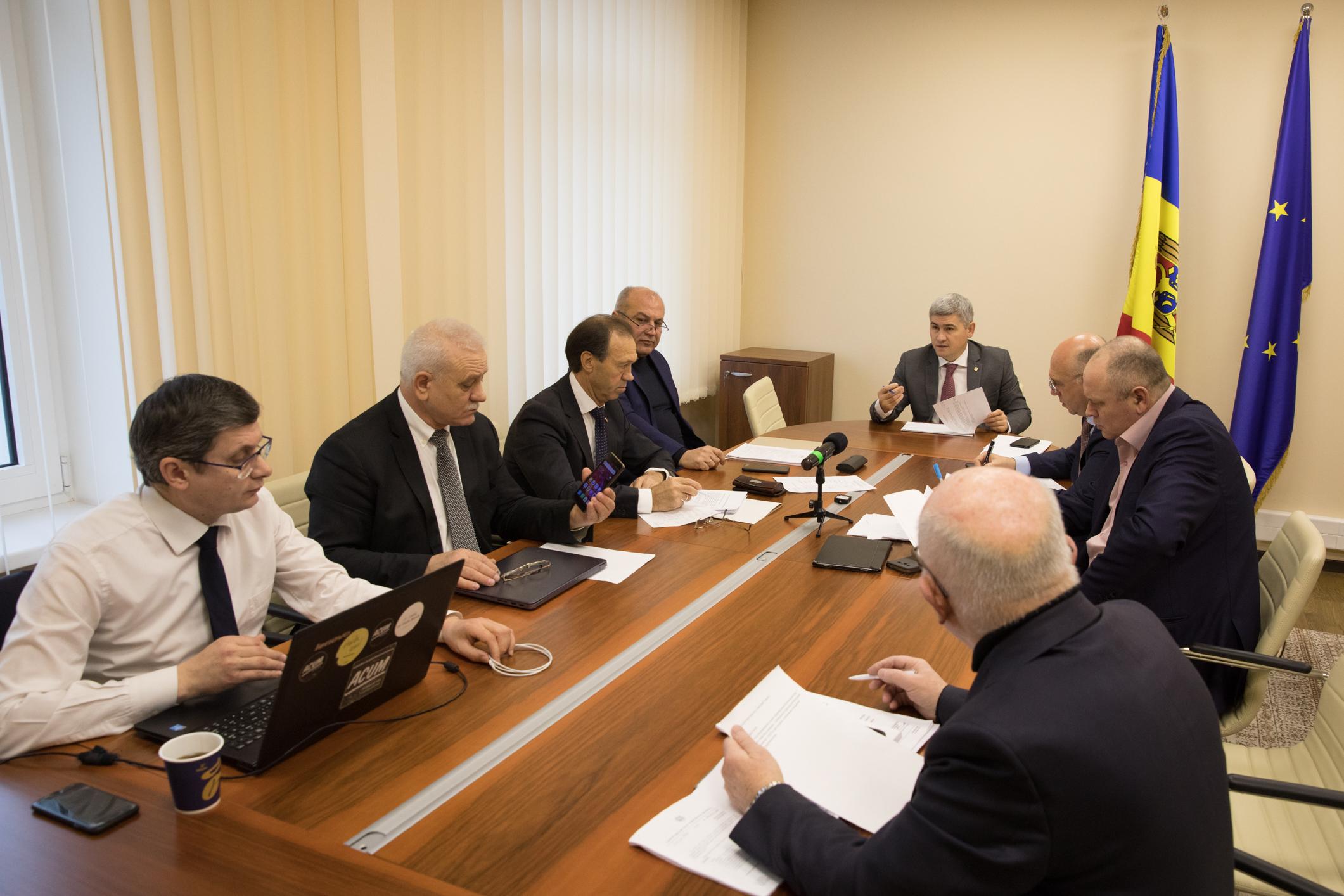 05.02.2020 Ședința Comisiei Securitate națională, apărare și ordine publică