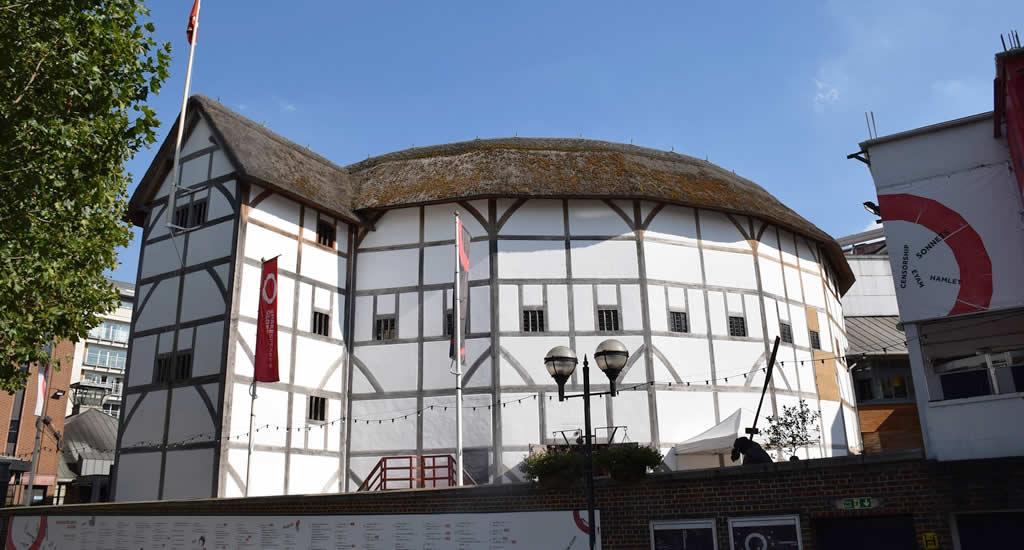 Onbekende bezienswaardigheden Londen: Shakespeare's Globe | Mooistestedentrips.nl