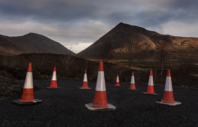 The Standing Cones of Torrin
