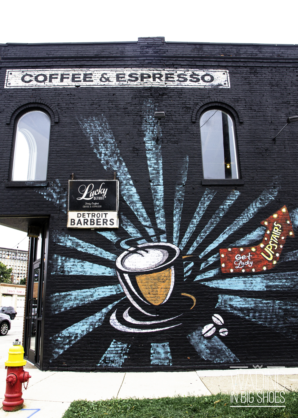 Detroit Coffee Shop Spotlight: Lucky Detroit (Wading in Big Shoes)