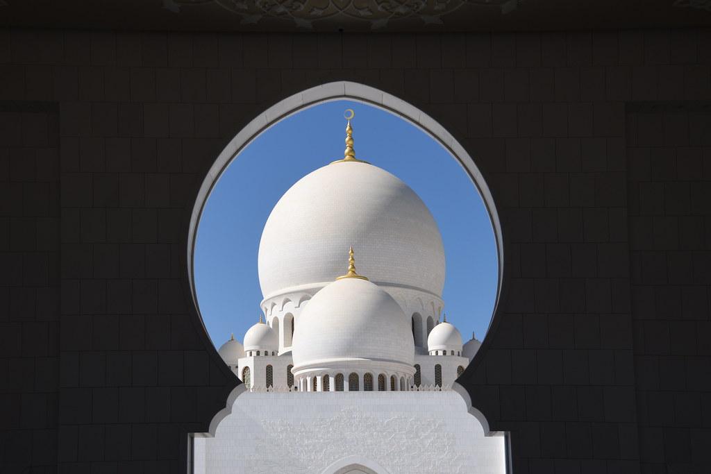 Sjeik Zayed-moskee |  Abu Dhabi