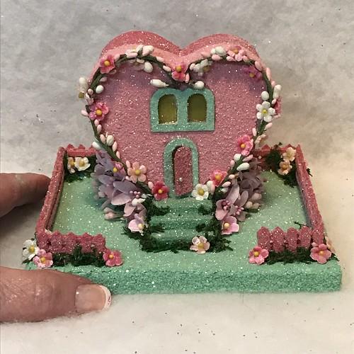 ORIGINAL Valentine Putz House