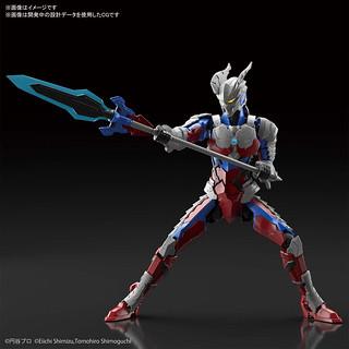 以ZERO為原型的新裝甲參戰!Figure-rise Standard《超人力霸王》ULTRAMAN SUIT ZERO -ACTION- 1/12 比例組裝模型