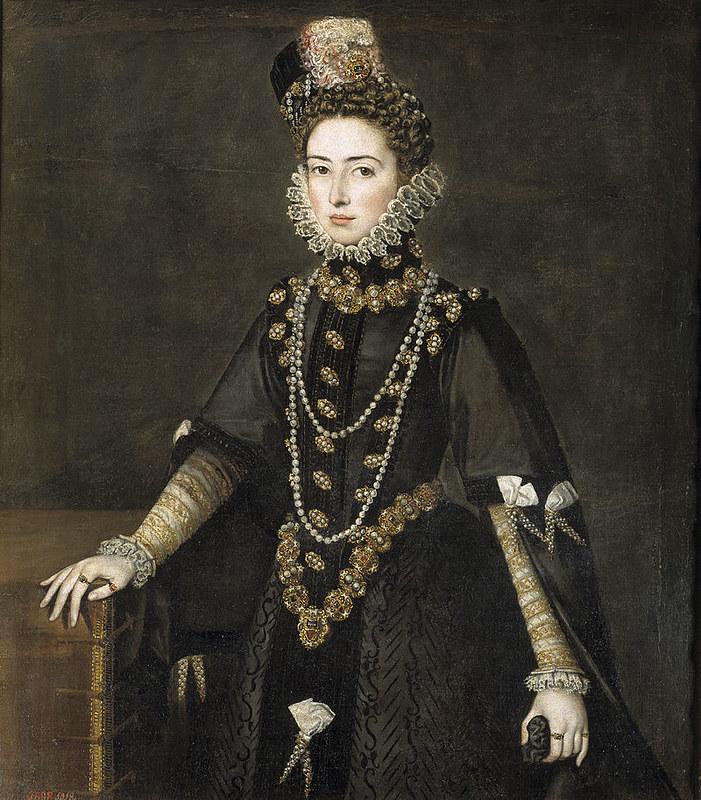 Каталина Микаэла Испанская