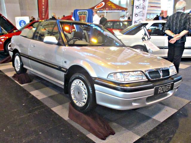 474 Rover (216) Cabriolet (R8-Facelift) (1997)