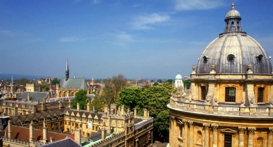 Dagtrip vanuit Londen: Oxford | Mooistestedentrips.nl
