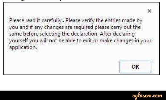 KCET 2020 online form