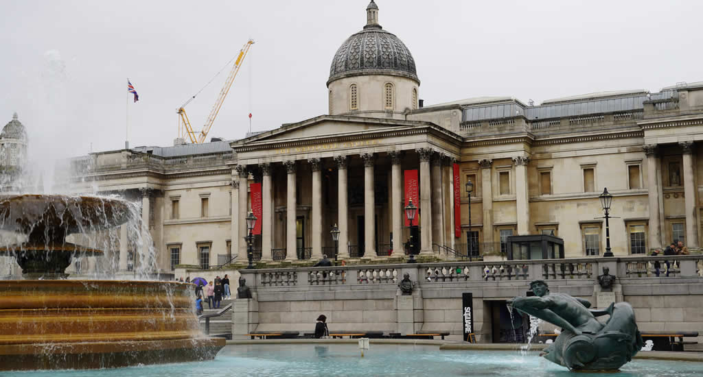 Musea in Londen: National Gallery | Mooistestedentrips.nl