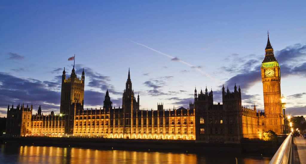 Houses of Parliament, Palace of Westminster | Mooistestedentrips.nl