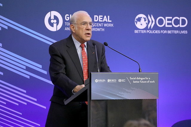 Global Deal Conference Opening with Mr. Stefan Lšfven, Prime Minister, Sweden