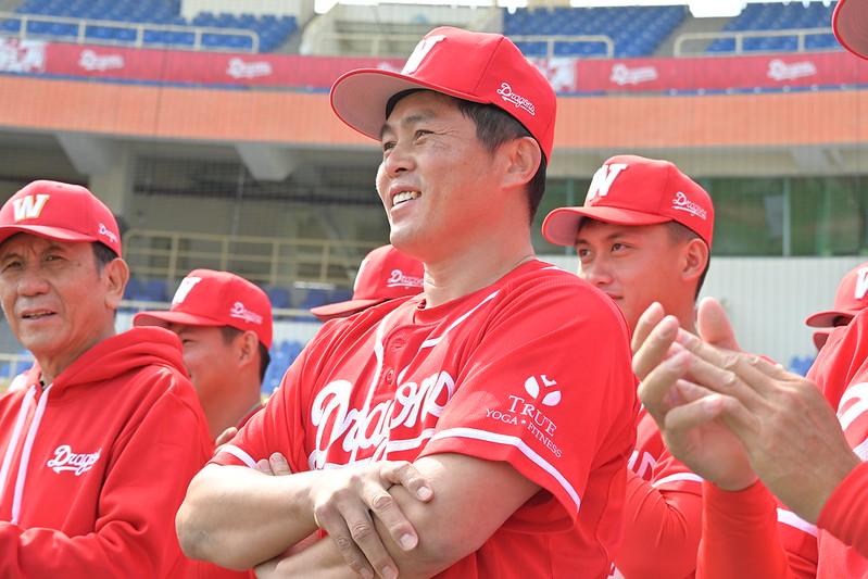 味全總教練葉君璋。(資料照。味全球團提供)