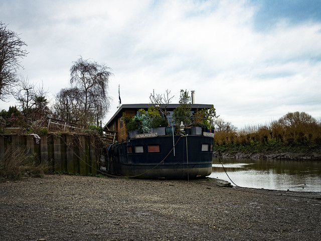 Resourceful by Chiswick Eyot