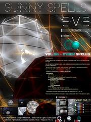 E.V.E CYBER SPELLS (SUNNY SPELLS VOL.06)