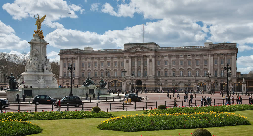Buckingham Palace | Mooistestedentrips.nl