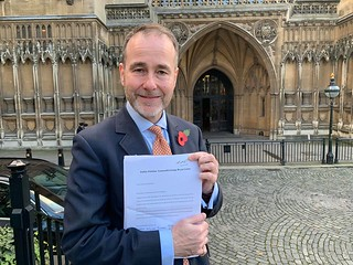 George Bryan Petition Nov 5 | by Christopher Pincher MP
