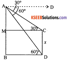 1st PUC Basic Maths Question Bank Chapter 13 Angles and Trigonometric Ratios - 18