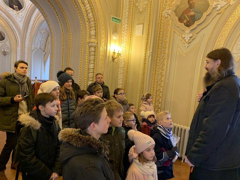 гости из Кузнецов