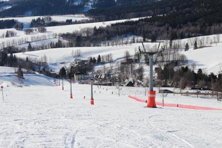 Nová dvousedačka ve Ski Areálu Kraličák otevřena